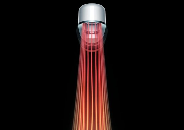 Dyson Pure Hot + Cool Link Air Purifier I White & Silver -17042
