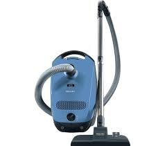 Miele Classic C1 Junior Powerline Cylinder Vacuum Cleaner - Blue-0
